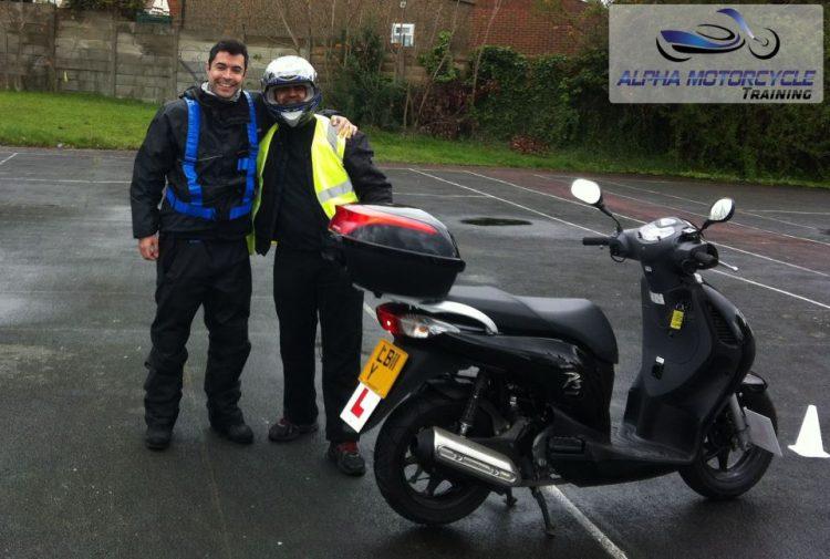 Motorcycle Training Wembley Park