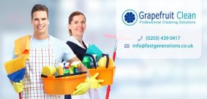 Domestic home cleaners Grapefruit clean