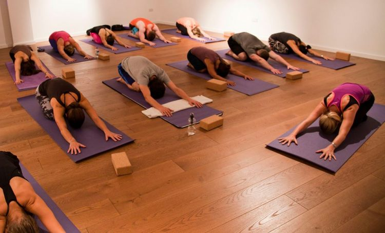 Samsara The best Yoga clinic in London