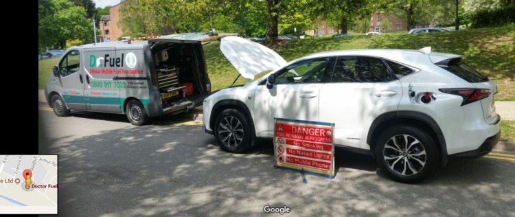 dr fuel mobile fuel drain